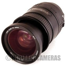 28-70mm f/2.8 Fast Zoom Lens for some early Canon EOS Film/Digital SLRs (MANUAL FOCUS), or EF-M 35mm